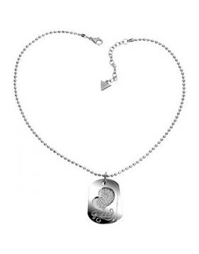 Ladies' Pendant Guess USN80907 (35-40 cm)