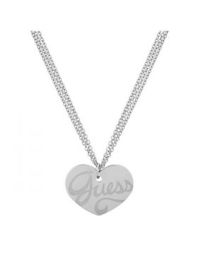 Ladies' Necklace Guess USN80901 (60 cm)