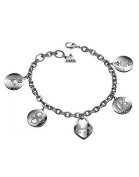 Ladies'Bracelet Guess USB11001 (19 cm)
