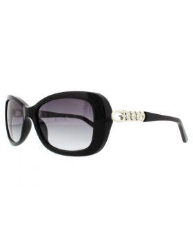 Ladies'Sunglasses Guess GU7453-01B56