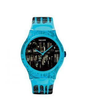 Unisex Watch Marc Ecko E06506M1 (45 mm)