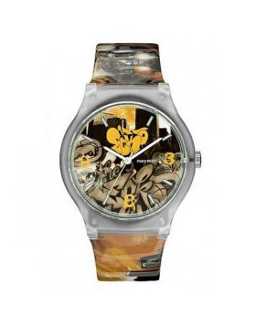 Unisex Watch Marc Ecko E06503M1 (45 mm)