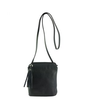 Cindy Crossbody Bag - Black