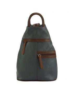 Sorbonne leather Backpack