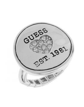 Ladies' Ring Guess UBR81116 (18,1 mm)