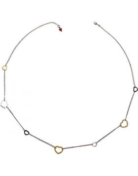 Ladies' Necklace Guess UBN81005 (70 cm)