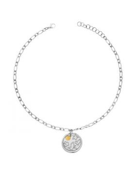 Ladies' Necklace Miss Sixty SMRP02-C (45 cm)