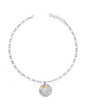Ladies'Necklace Miss Sixty SMRP02-C (45 cm)