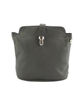 Clara leather Cross-body bag