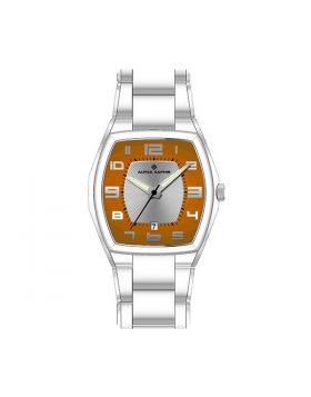 Unisex Watch Alpha Saphir 266E (38 mm)