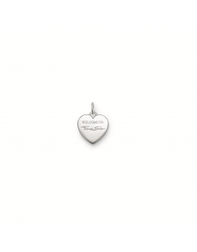 Ladies' Pendant Thomas Sabo PE511-001-12 (2 cm)