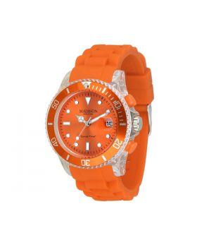 Unisex Watch Madison U4399-04 (40 mm)