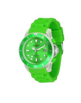Unisex Watch Madison U4399-10 (40 mm)