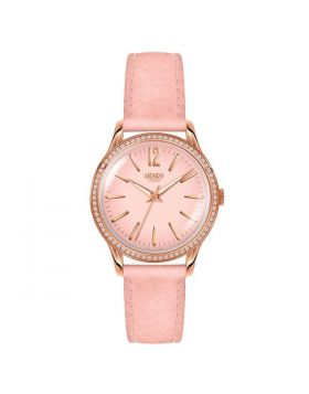 Ladies' Watch Henry London HL34-SS-0202 (34 mm)