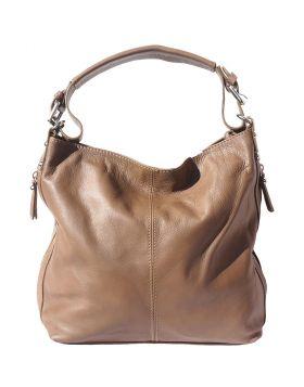 Betta Hobo Bag - Taupe
