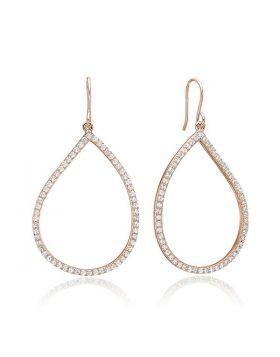 Ladies'Earrings Sif Jakobs E1004-CZ-RG
