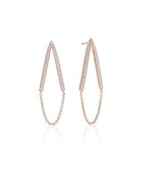 Ladies'Earrings Sif Jakobs E1009-CZ-RG