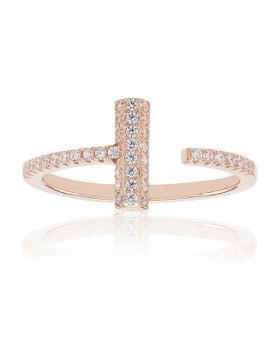 Ladies' Ring Sif Jakobs R0119-CZ-RG-54 (Size 14)