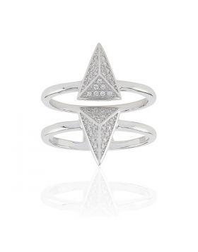 Ladies' Ring Sif Jakobs R0043-CZ
