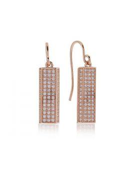 Ladies'Earrings Sif Jakobs E0086-CZ-RG