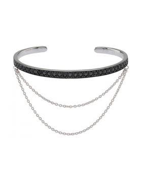 Ladies'Bracelet Sif Jakobs BG006-BK (19 cm)