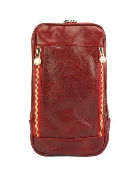 Harvey Sling Bag -  light red