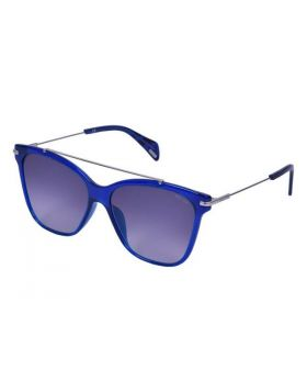 Ladies' Sunglasses Police SPL404-OW47 (ø 55 mm) (Blue)