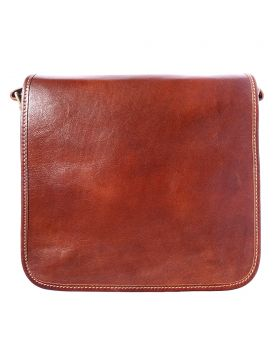 Christopher Messenger Bag - Brown