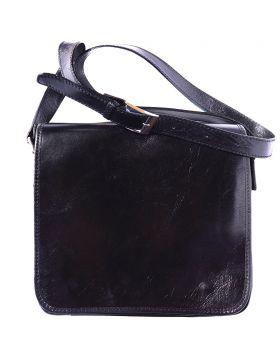 Christopher Messenger Bag - Black