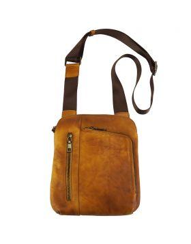 Gianluigi cross body leather bag