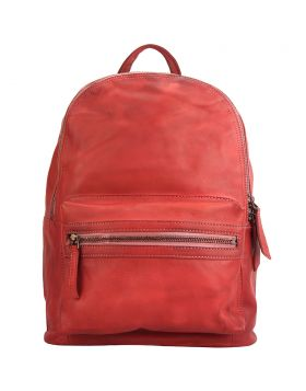 Josh Backpack in vintage calfskin