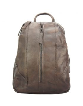 Armando Backpack in vintage-calfskin - Brown