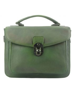 Montaigne GM vintage leather Handbag - Green