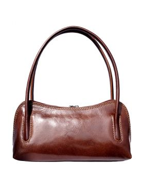 Serafina leather handbag