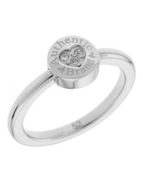 Ladies' Ring Guess USR81004-52 (18,1 mm)
