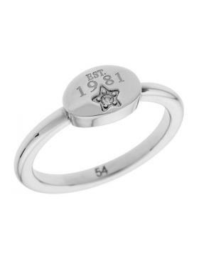 Ladies' Ring Guess USR81005-54 (17 mm)