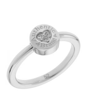 Ladies' Ring Guess USR81004-56 (18 mm)