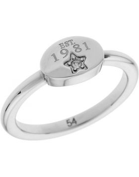 Ladies' Ring Guess USR81005-56 (18 mm)