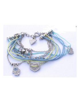 Ladies'Bracelet Guess UBB11353 (18-20 cm)