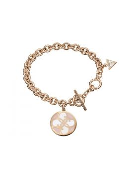 Ladies' Bracelet Guess UBB10417 (21 cm)