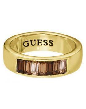 Ladies' Ring Guess UBR51403-54 (17,19 mm)