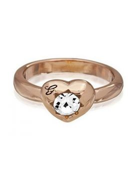 Ladies' Ring Guess UBR51410-56 (17,83 mm)