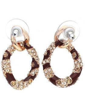 Ladies'Earrings Guess UBE21573 (3 cm)