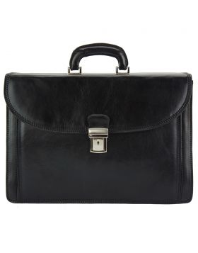 Filippo Leather Business Briefcase