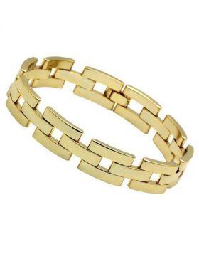 Bracelet,Brass,Gold,No Stone,No Stone