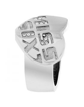 Ladies' Ring Miss Sixty SMK504008 (15,28 mm)