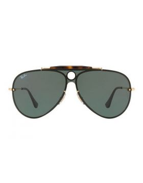 Unisex Sunglasses Ray-Ban RB3581N 001/71 (32 mm)