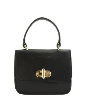 Virginia leather Handbag