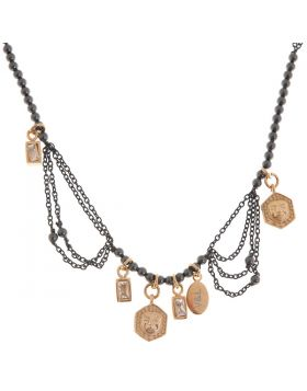 Ladies' Necklace Victorio & Lucchino VJ0091GA
