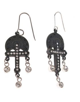 Ladies' Earrings Victorio & Lucchino VJ0093PE